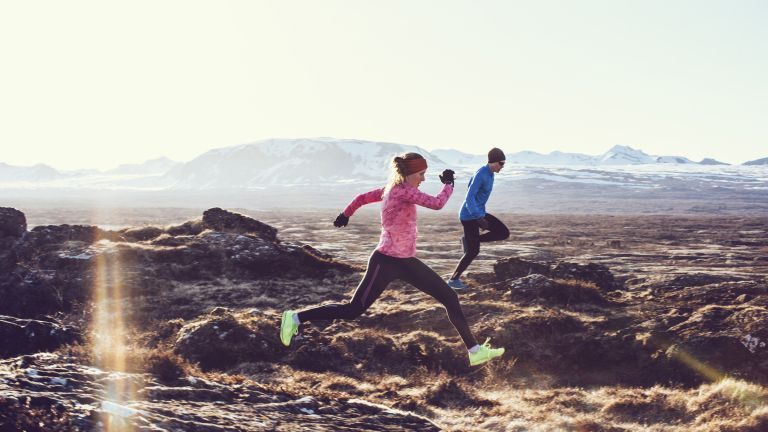 Fitness: Exercising outdoors burns more calories