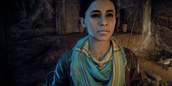 Layla Hassan: Assassin's Creed: Origins