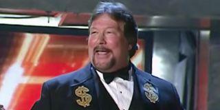Ted DiBiase on classic Monday Night Raw