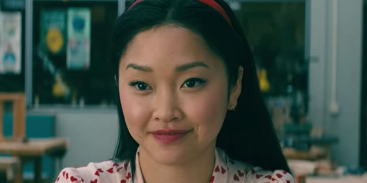 Lara Jean in to all the boys 2
