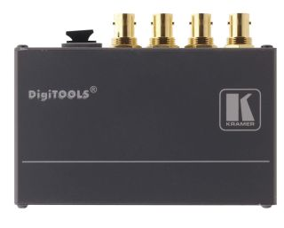 Kramer Introduces 4-Channel 3G HD-SDI Over Fiber Optic Transmitter and Receiver
