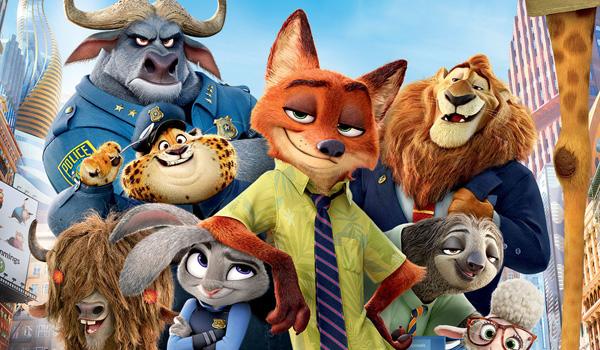 Disney Netflix Zootopia