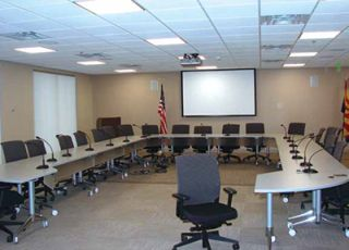 Government Multimedia Meeting Rooms Go Wireless