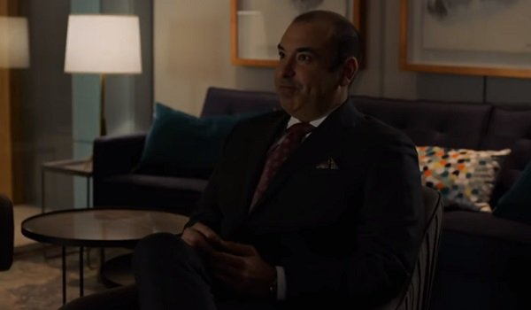 Louis Rick Hoffman  Suits USA Network
