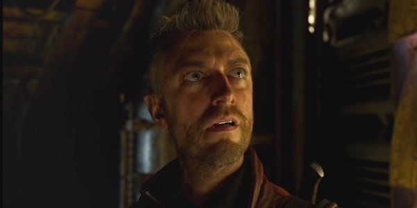 Sean Gunn as Kraglin in Guardians of the Galaxy