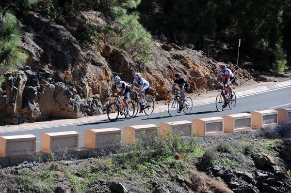 Riding Teide, CW Tenerife photoshoot, day three