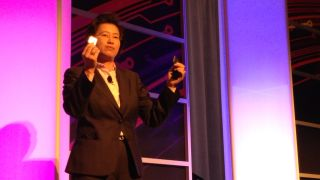 AMD's Dr Lisa Su says the company needs to re-focus