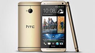 HTC One goes gold for Christmas for cash-strapped Wise Men