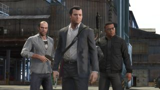 GTA 5 review fromx CVG