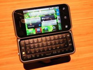 Motorola backflip phone