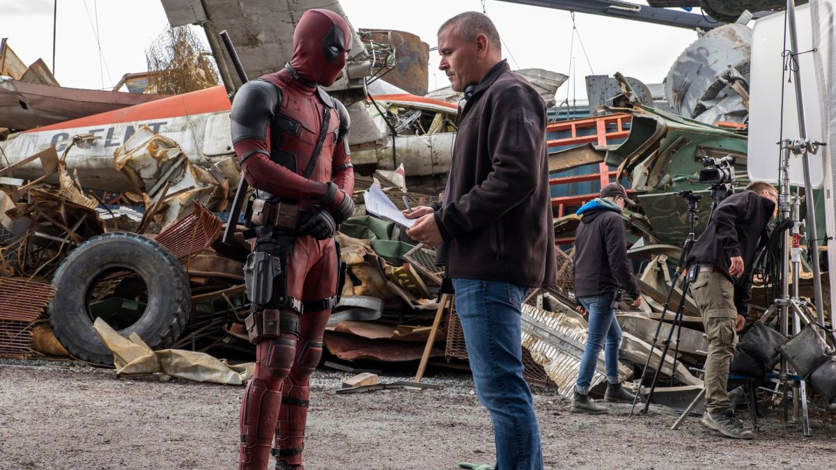 10 things we learned from Ryan Reynolds and Tim Miller on the set of Deadpool