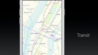 Apple Maps adds public transit details