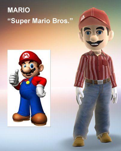 Famous avatars - XboxAchievements.com