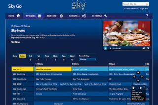 Sky Go reaches 1 million download mark