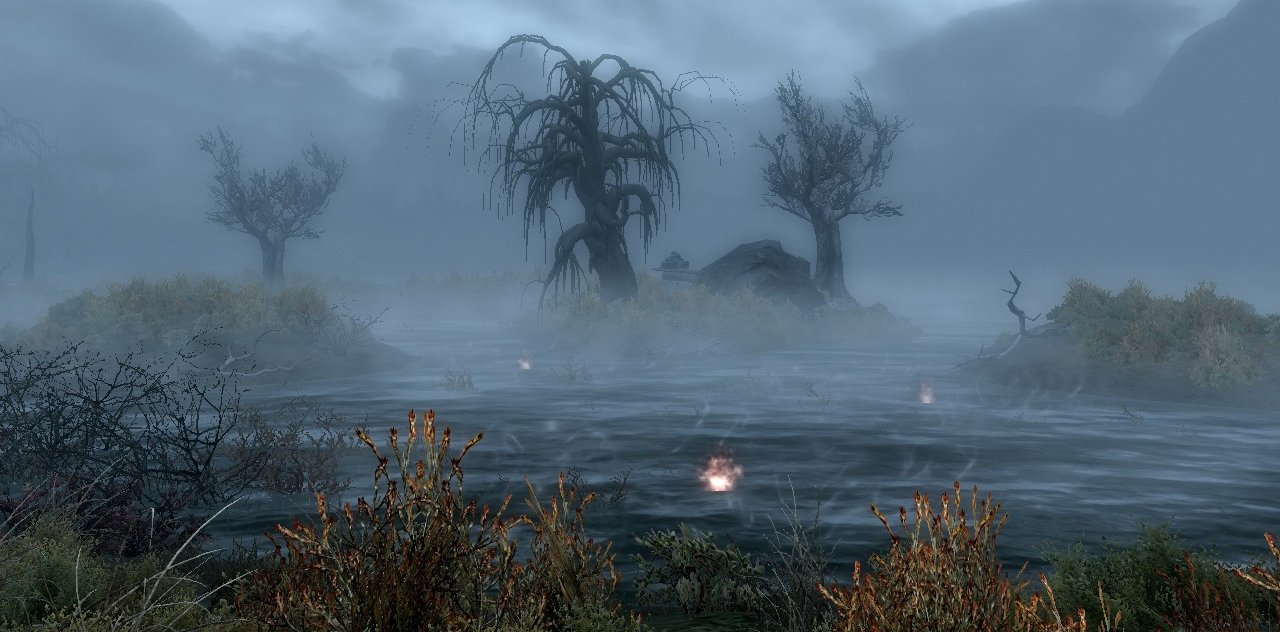 Middle-Earth Roleplaying Project mod for Skyrim petitions WB