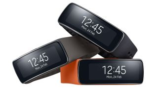 Samsung Gear Fit leaves the gym and enters the world