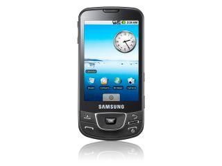 The Samsung I7500 Android phone