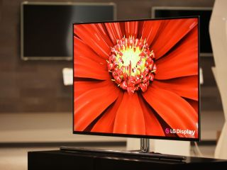 LG announces 55-inch OLED TV panel