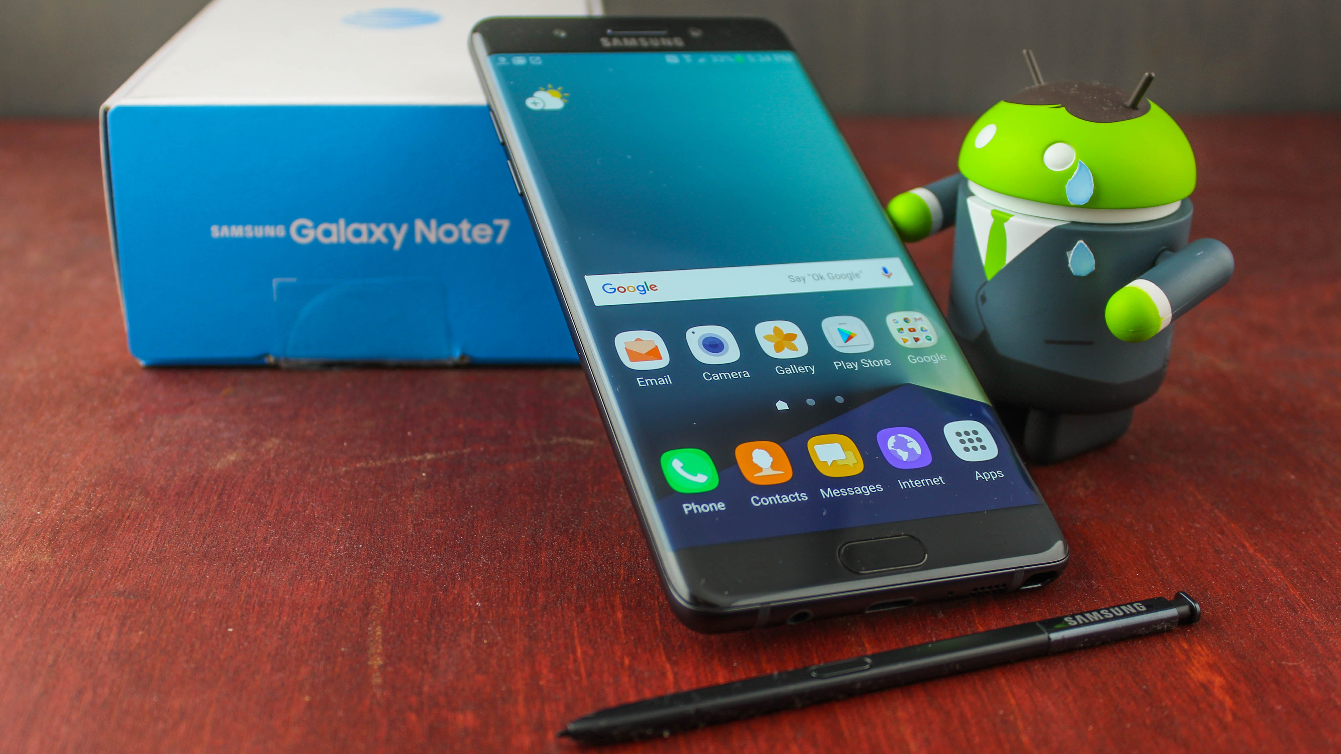 Here's why the Samsung Galaxy Note 7 batteries caught fire