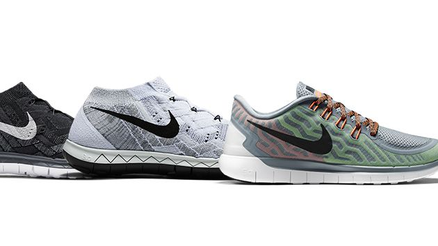 huge selection of 2cf58 70111 Nike Free s new design means more comfortable running, even cooler look