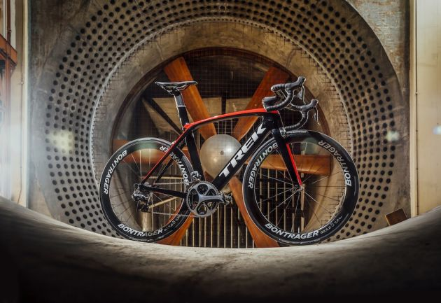 The Trek Madone Race Shop Ltd is the fastest bike we have tested