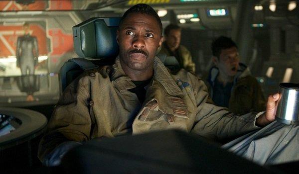 Idris Elba Prometheus