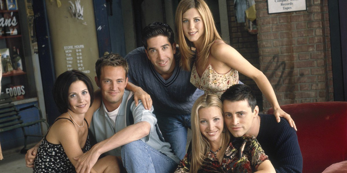 friends cast nbc