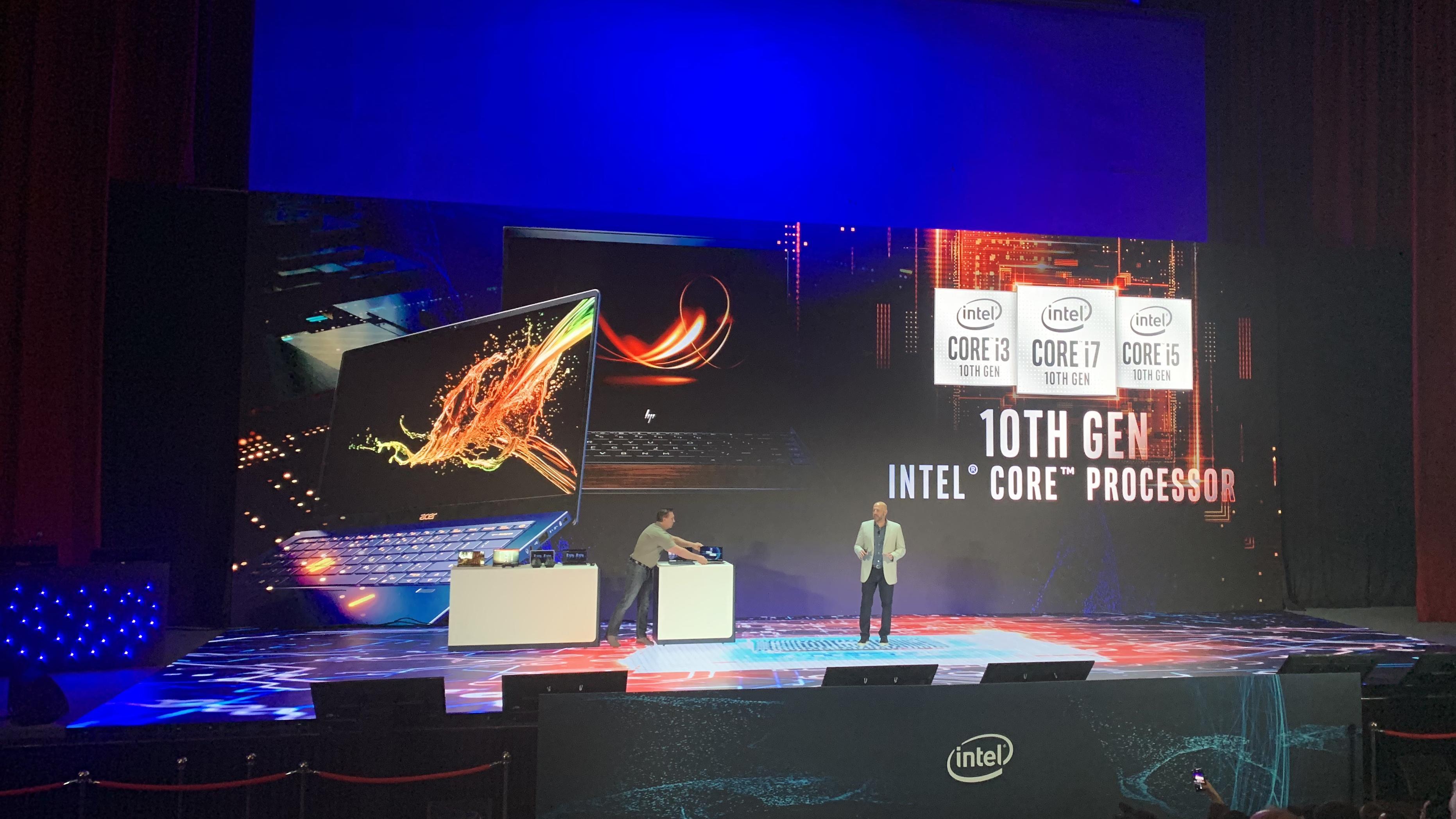 Intel Ice Lake   TechRadar