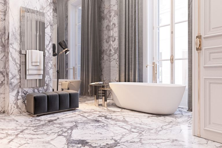 21 Beautiful Luxury Bathroom Design Ideas Real Homes