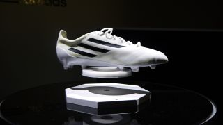 The technology behind the world's lightest football boot