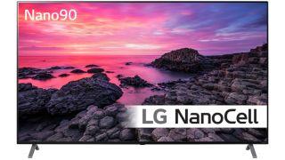 "LG 75"" NANO90 4K NanoCell TV"