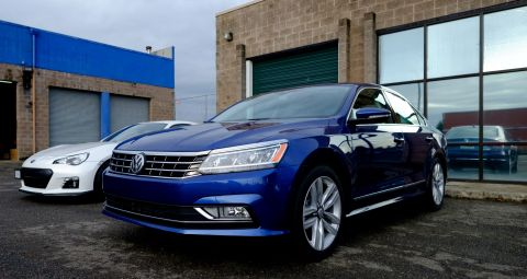 Hands on: Volkswagen Passat review | TechRadar