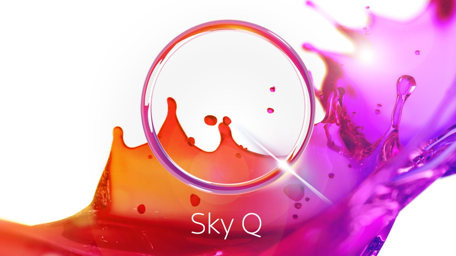 It doesn't really matter if Sky Q can't deliver the full force of 4K