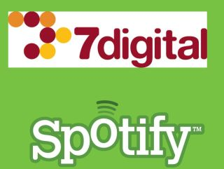 7digital announces partnership with leading music-streaming service Spotify.com