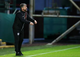 Motherwell v Glentoran – UEFA Europa League – First Qualifying Round – Fir Park