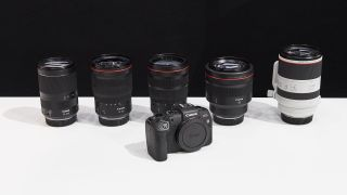 5 Canon RF lenses make European debut at The Photography Show