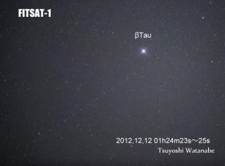Fitsat Satellite Skywatching