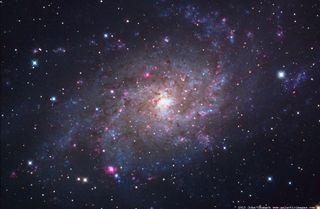 M33 by John Chumack