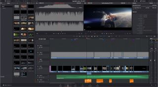 Davinci Resolve 15 Software Released As A Free Beta Creative Bloq