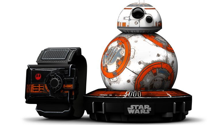 Control your Sphero BB-8 droid with the Force (or hand gestures) later this month