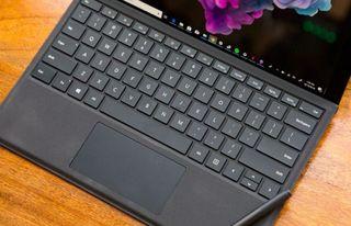 Mejor desmontable: Microsoft Surface Pro 6