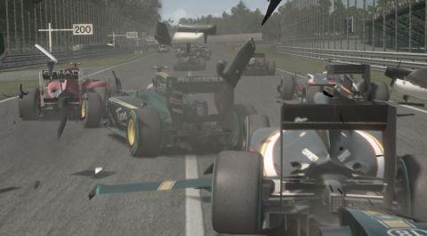 F1 -smash
