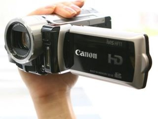 Canon's new HF11 camcorder