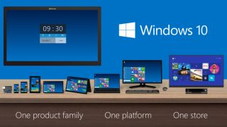 Windows 10 across all platforms
