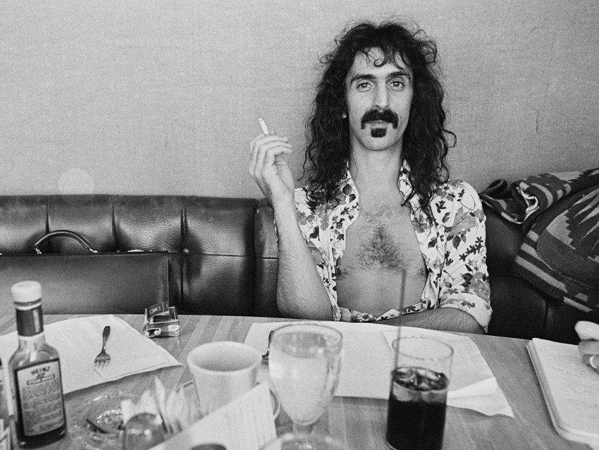 Frank Zappa Amp Mothers Of Invention Live At Carnegie Hall