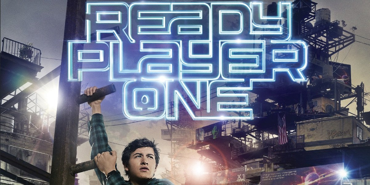 Ready Player One paperback cover