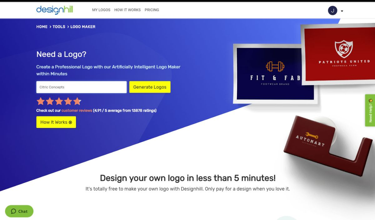 8 Of The Best Free Logo Design Tools Creative Bloq