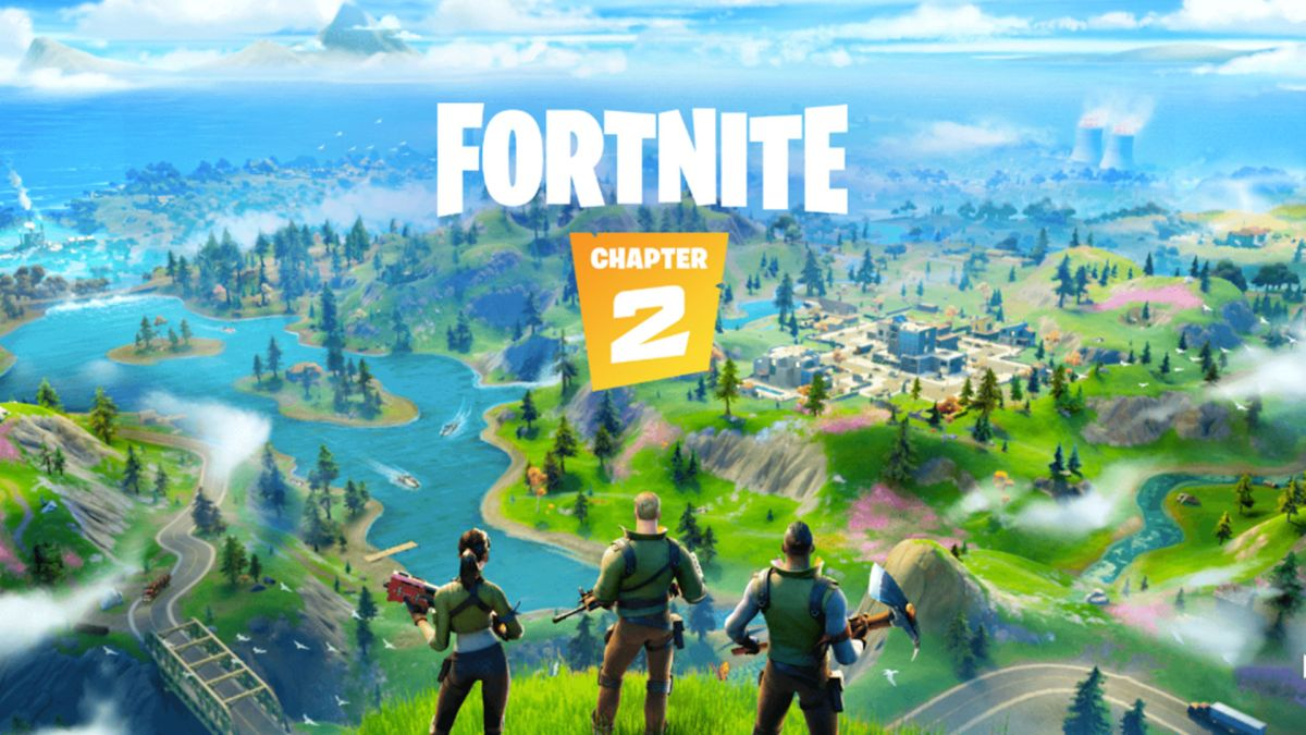 Fortnite Chapter 2 Season 1 Everything Thats New In