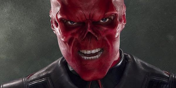 Promo image of Red Skull in The First Avenger