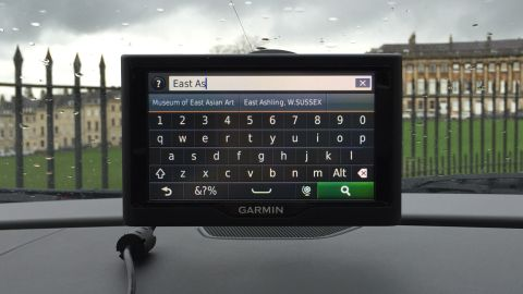 Garmin nuvi 58LM review | TechRadar